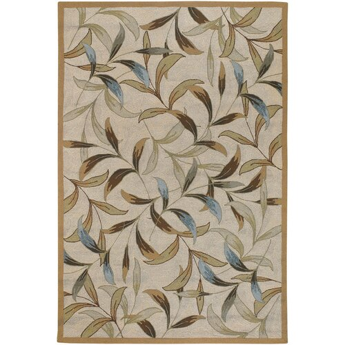 Couristan Covington Spring Vista Neutrals Indoor/Outdoor Rug