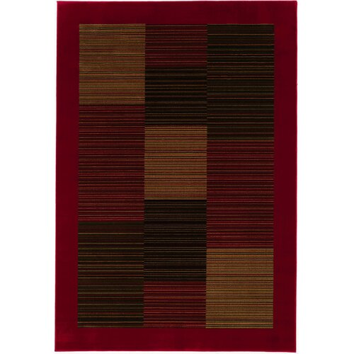 Couristan Everest Hamptons Red Rug