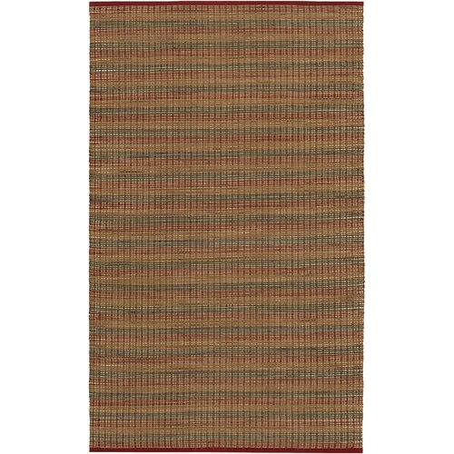 Couristan Natures Elements Fire Crimson Rug