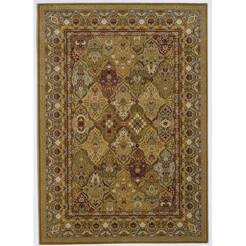 Couristan Royal Kashimar Persian Panel Hazelnut Rug