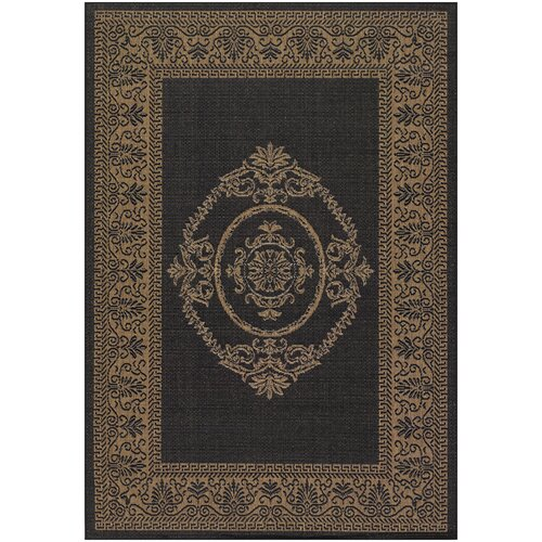 Couristan Recife Antique Medallion Indoor/Outdoor Rug