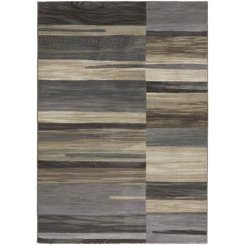 Couristan Easton Tan/Teal Synchrony Rug