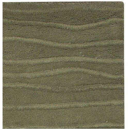 Couristan Vinyasa Halcyon Sage Green Solid Rug