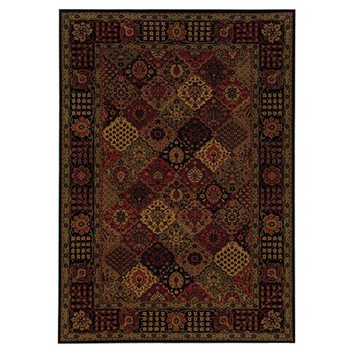 Everest Antique Baktiari/Midnight Rug