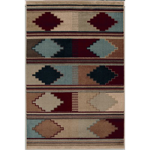 Shaw Rugs Accents Phoenix Multi-Colored Rug