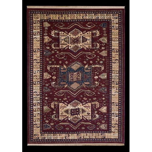 Shaw Rugs Antiquities Caucasian Brick Rug