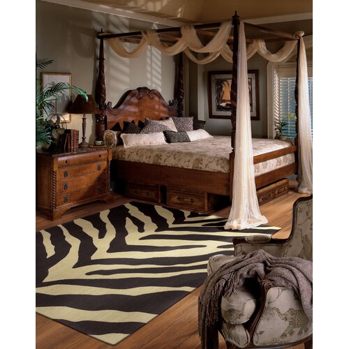 Shaw Rugs Pacifica Cannon Black Blake Rug