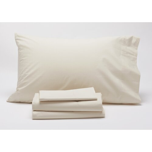 300 Percale 300 Thread Count 4 Piece Sheet Set
