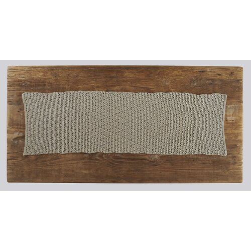Contemporary Crochet Table Runner