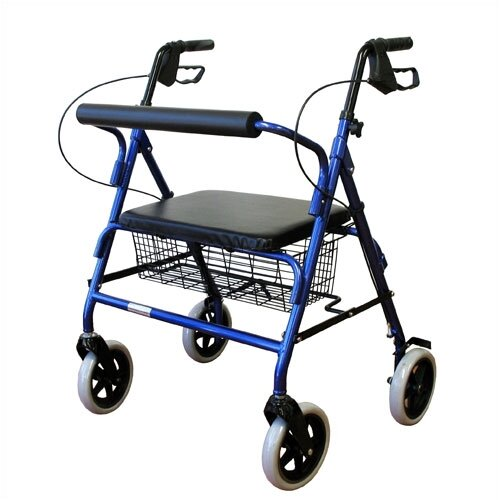 Karman Healthcare Bariatric Rollator