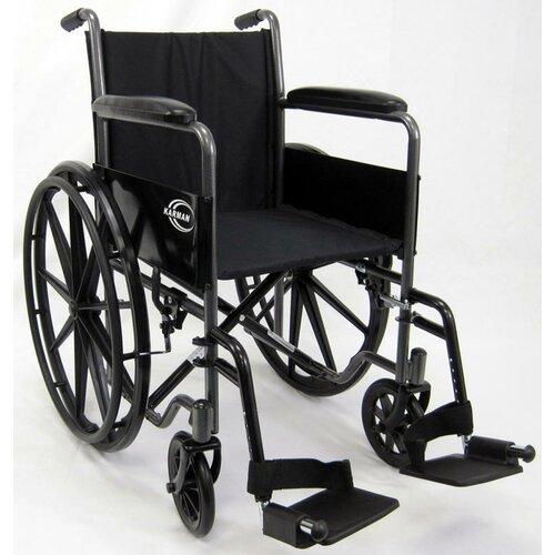 Karman Healthcare Standard Fixed Arm Wheelchair