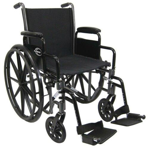 Karman Healthcare Deluxe Standard Wheelchair