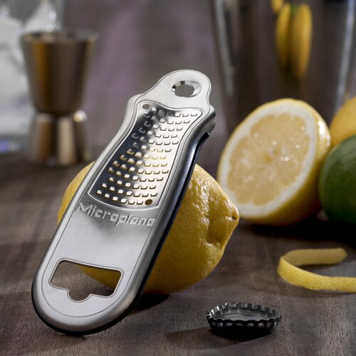 Microplane Citrus Bar Tool Zester