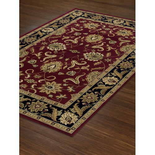 Dalyn Rug Co. Wembley Red Area Rug