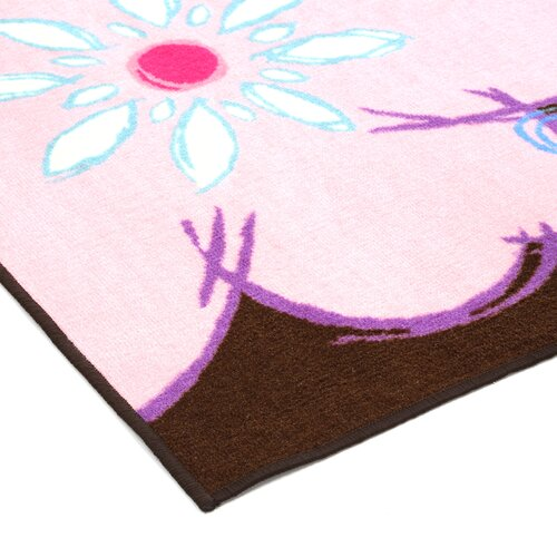 Dalyn Rug Co. 4-Ever Young Floral Kids Rug