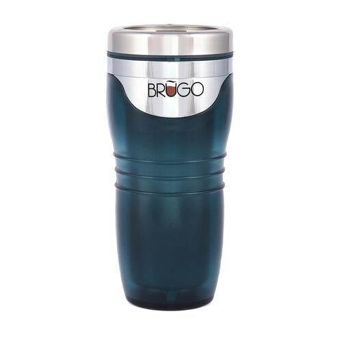 Brugo Leak Proof Thermodynamic Travel Mug in Executive Dusk