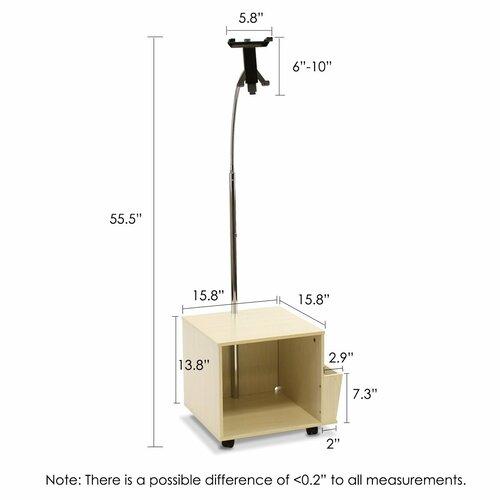 Ipad Or Tablet Pc Floor Stand Wayfair