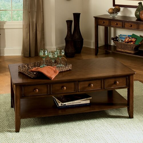 Standard Furniture Hialeah Court Coffee Table