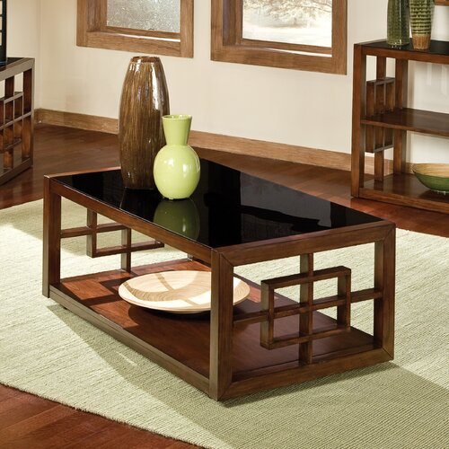 Hamilton Coffee Table with Casters