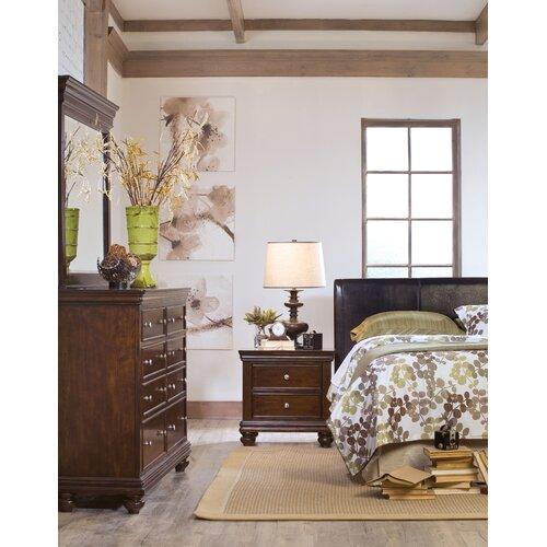 Standard Furniture Essex 2 Drawer Nightstand