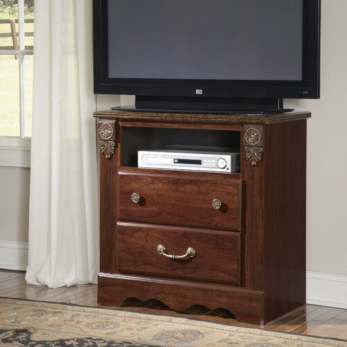 Standard Furniture Carrington 2 Drawer Media Chest