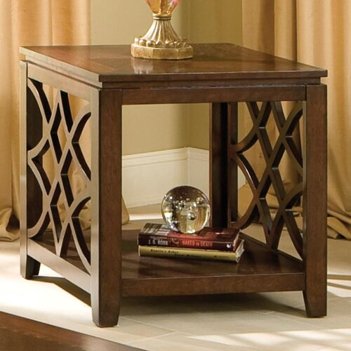 Woodmont End Table