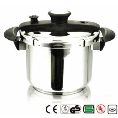 5 5 Quart Digital Stainless Steel Low Pressure Cooker
