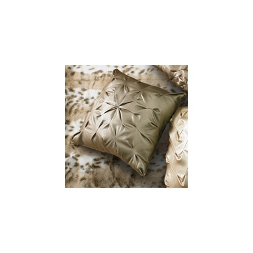 Metallica Venus Ruching Decorative Pillow
