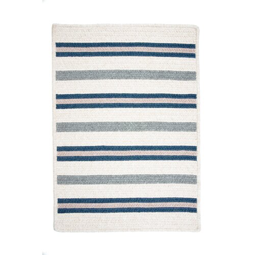 Colonial Mills Allure Polo Blue Rug