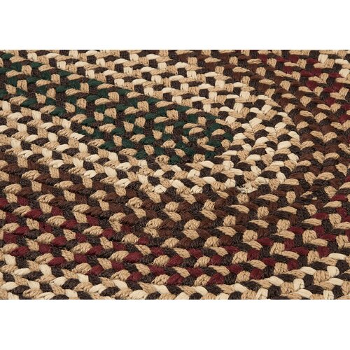 Colonial Mills Brook Farm Natural Earth Indoor/Outdoor Rug