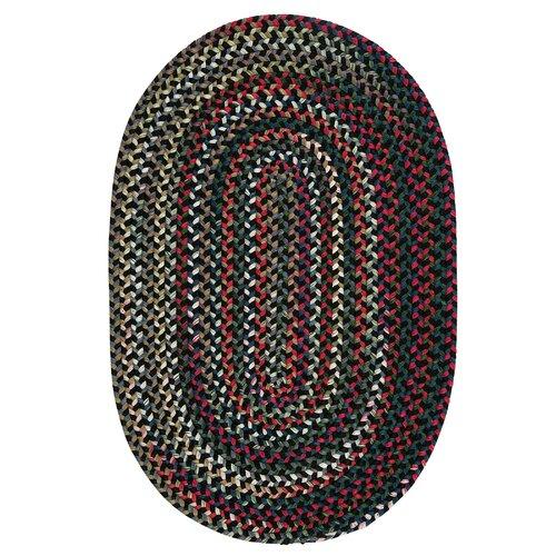 Chestnut Knoll Black Satin Multi Indoor/Outdoor Rug