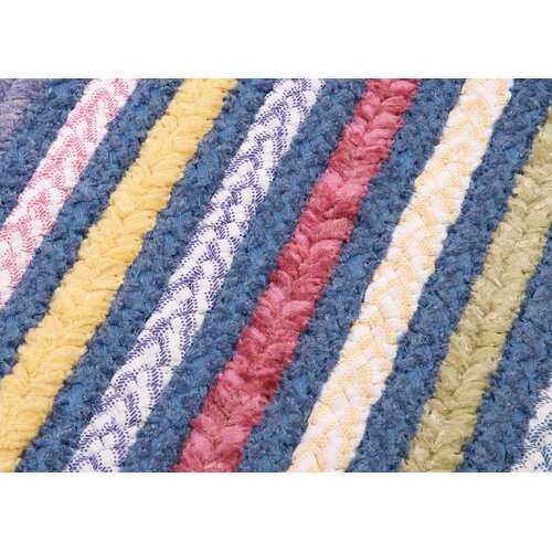 Colonial Mills Seascape Morning Dew Striped Rug