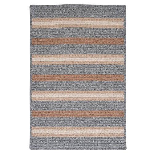 Colonial Mills Salisbury Gray Striped Rug