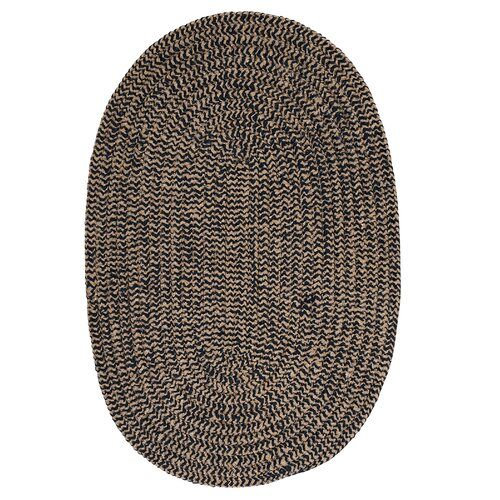 Softex Check Myrtle Green Check Indoor/Outdoor Rug