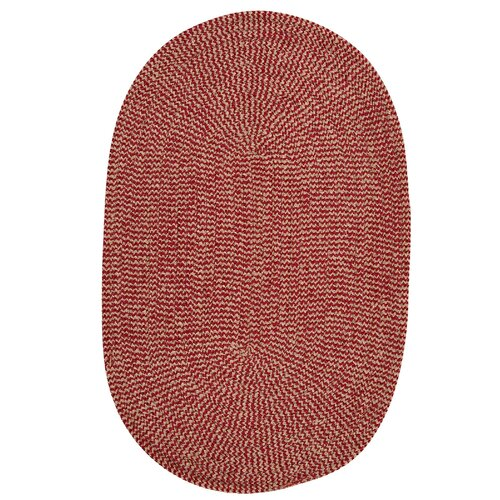 Softex Check Sangria Check Indoor/Outdoor Rug