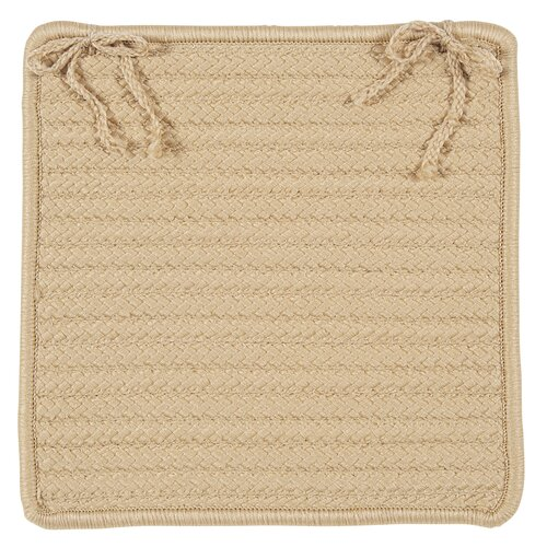 Colonial Mills Simply Home Solid Chair Pad (Set of 4)