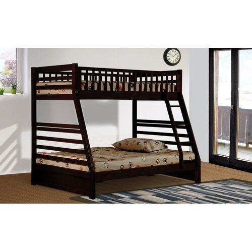 Twin Over Full Standard Bunk Bed Wayfair