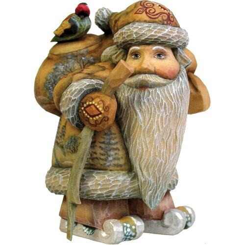 Downhill Kris Kringle Figurine