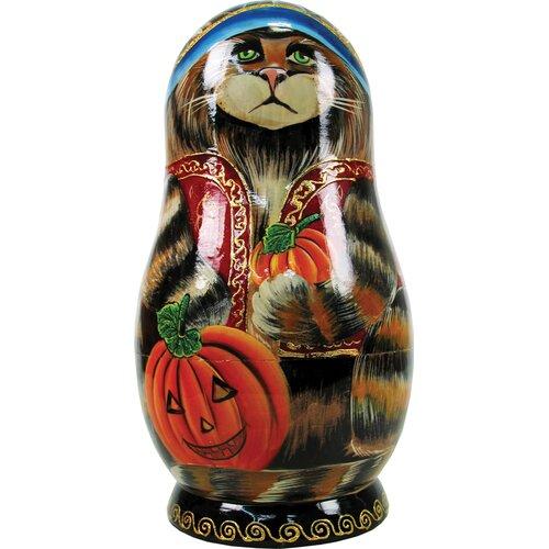 Russia Halloween Ornament Doll