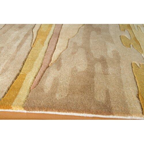 Momeni New Wave Sand Rug