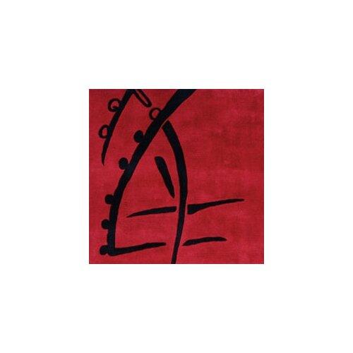 Momeni Koi Red Rug