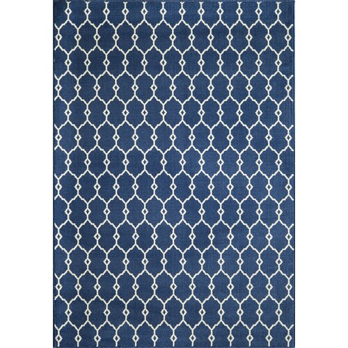 Momeni Baja Navy Indoor Outdoor Area Rug I & Reviews