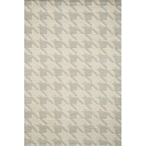 Momeni Delhi Grey Tufted Rug