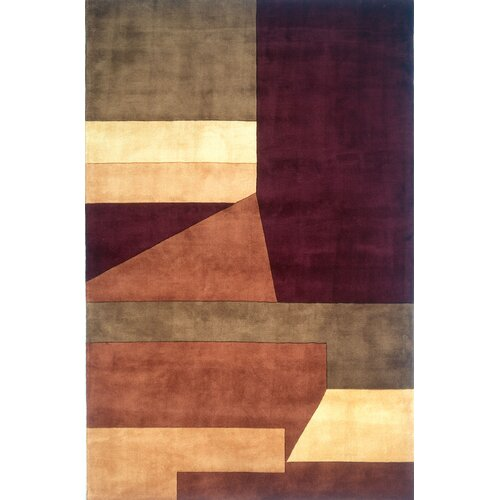 New Wave Wine Rug