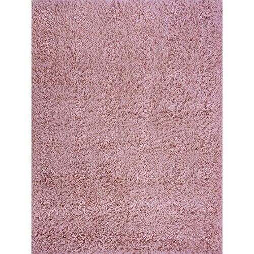 Comfort Shag Pink Rug
