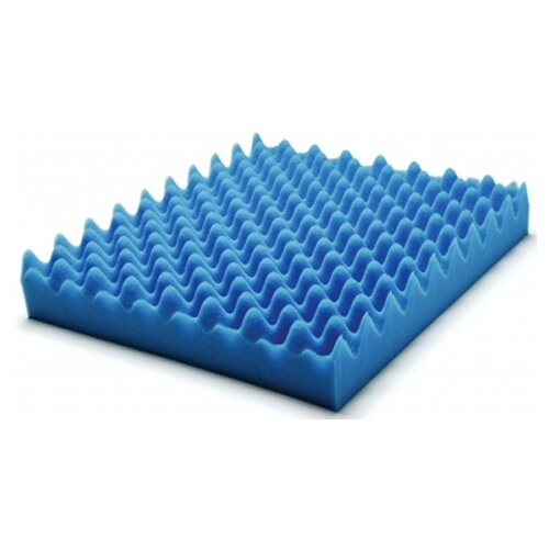 Lumex Wheelchair Pad Convoluted Foam Cushion