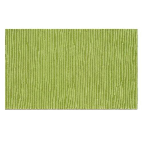 Ecconox Wavy Green Rug