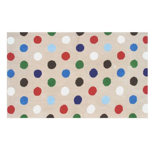 Wildon Home ® Dottage Cafe Kids Rug