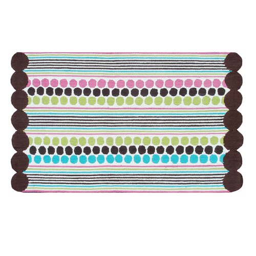 Wildon Home ® Dot Redux Kids Rug