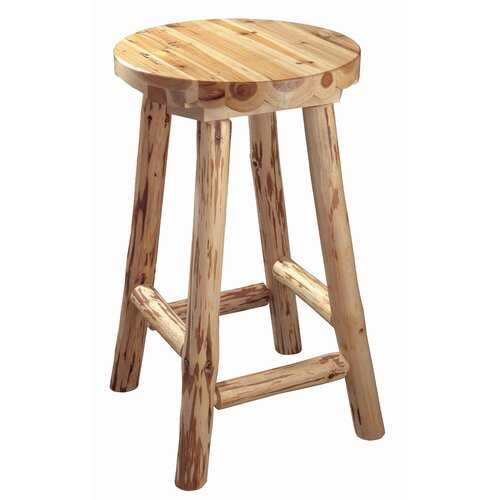 "Triumph Sports USA 30"" Fixed Bar Stool"